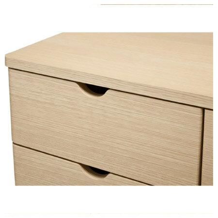 ◎(OUTLET)高整理衣櫃 LUFFY2-80NA 福利品 NITORI宜得利家居 6