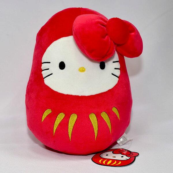 NOBA 不只是禮品:HelloKitty不倒翁抱抱玩偶日本帶回正版品