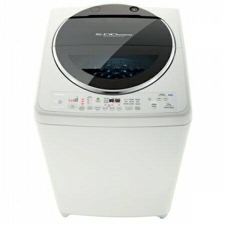 TOSHIBA 東芝 AW-DC13WAG 13公斤SDD超直驅變頻直立式洗衣機 熱線:07-7428010