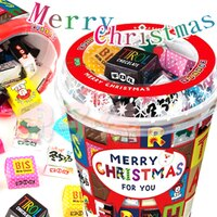 與朋友共享聖誕大餐到聖誕甜點推薦★日本Tirol松尾  巧克力聖誕杯 [JP227]