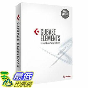 106美國直購  2017美國暢銷軟體 Steinberg Cubase Element