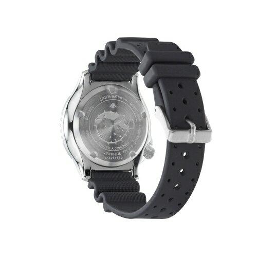 CITIZEN 星辰PROMASTER 鋼鐵河豚夜光錶盤機械腕錶NY0119-19X