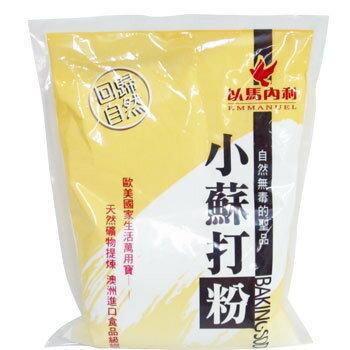 小蘇打粉 (食品級)-自然無毒的聖品
