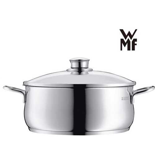 德國 WMF DIADEM PLUS系列 20cm 低身湯鍋3L 宅配免運