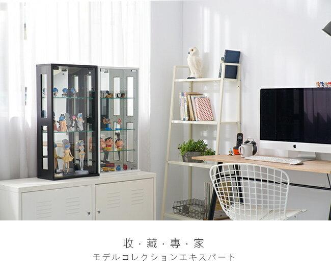 直立式公仔展示櫃 80cm 模型櫃 展示櫃 收納櫃 台灣製 凱堡 【B12054】 1