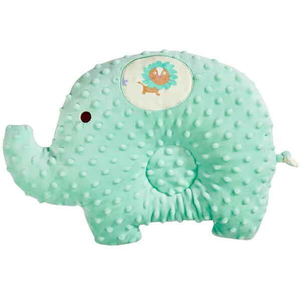 nacnac魔豆造型枕-大象(蒂芬妮藍)