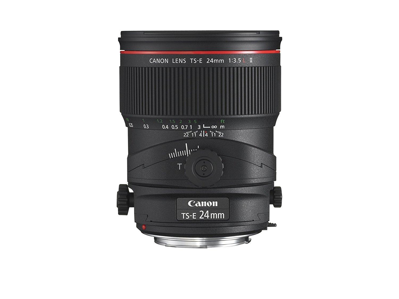 Canon TS-E 24mm f/3.5L II Ultra Wide Tilt-Shift Lens International Version for Canon Digital SLR Cameras 0