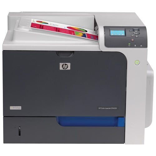 HP LaserJet CP4525n Color Laser Printer 0