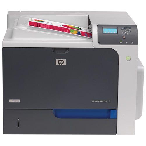 HP LaserJet CP4000 CP4525N Laser Printer - Color - 1200 x 1200 dpi Print - Plain Paper Print - Desktop - 42 ppm Mono / 42 ppm Color Print - Letter, Legal, Executive, Postcard, Envelope No. 10, Envelope No. 9, Monarch Envelope, Statement - 600 sheets Stand