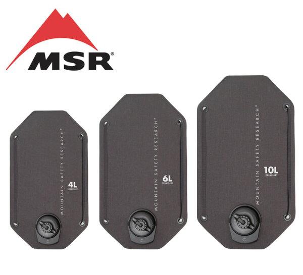 【【蘋果戶外】】MSR09587【6L】Dromedary強化型水袋/登山健行飲水裝備