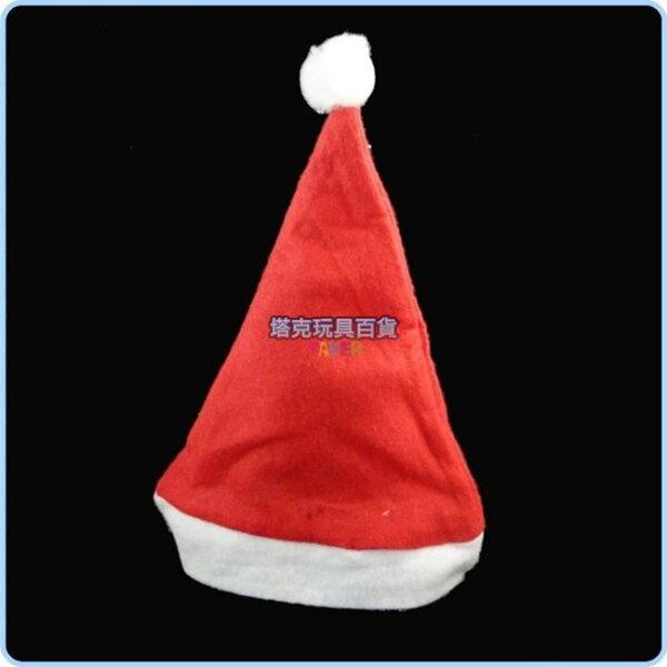塔克玩具百貨:兒童聖誕節聖誕帽(小號)聖誕不織布帽子聖誕節帽子耶誕帽聖誕老人帽子兒童款【塔克】