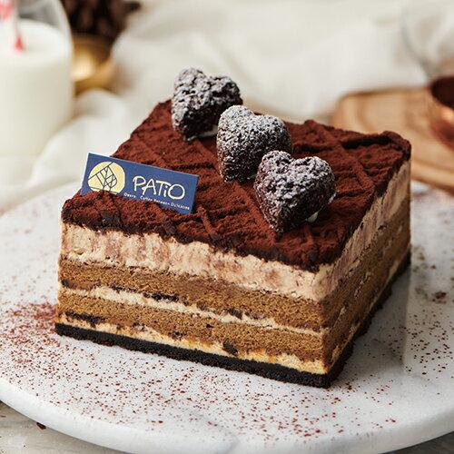 塔拉蘇4吋★【PATIO帕堤歐】團購美食/生日蛋糕/咖啡蛋糕/堤拉米蘇蛋糕