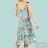 【Milida,全店七折免運】-夏季商品-無袖款-長版百摺洋裝 6