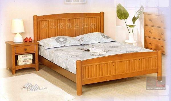 【尚品傢俱】YC-8 圓滿雙人床(床道可兩段式調整)