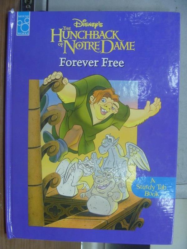 ~書寶 書T6/語言學習_QKP~The Hunchback of Notre Dame_