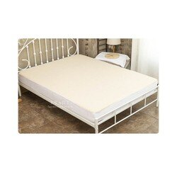 【現貨】天然彩棉床單式防水墊 120x200cm 加大防水墊 生理墊 護墊