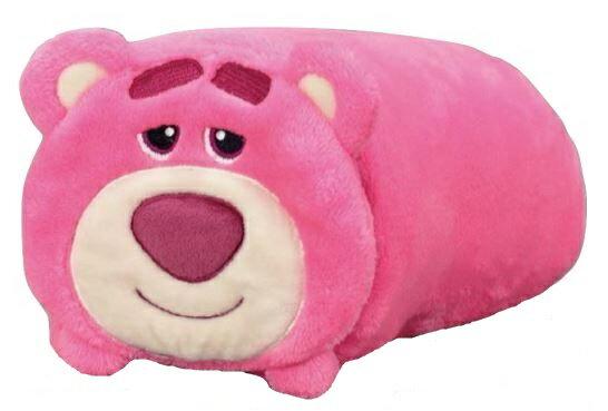 熊抱哥Lots-O'-Huggin' Bear 趴姿小捲毯70x85cm,披毯/冷氣毯/毛毯/懶人毯/暖毯/披肩毯/絨毛毛毯,X射線【C578881】