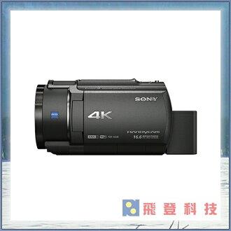 【4K攝影機】SONY FDR-AX40 4K數位攝影機 數位攝影機  20倍光學變焦 公司貨含稅開發票
