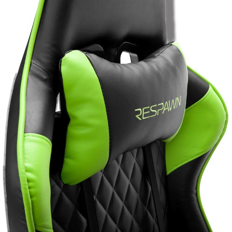 RESPAWN Racing Style Gaming Chair - Reclining Ergonomic Leather Chair, Office or Gaming Chair (RSP-100) 2