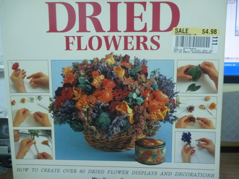 ~書寶 書T2/美工_PPE~Dried Flowers_Ming Veevers~Car