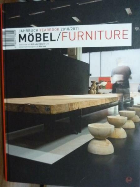 【書寶二手書T8/設計_QHO】Mobel/Furniture…2010/2011