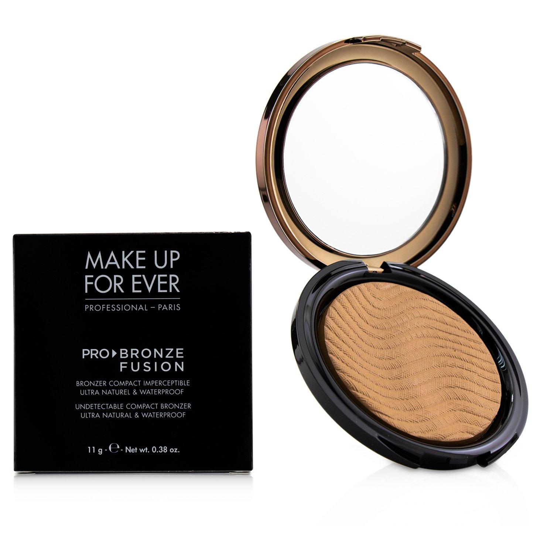 Make Up For Ever - 專業金燦古銅粉餅