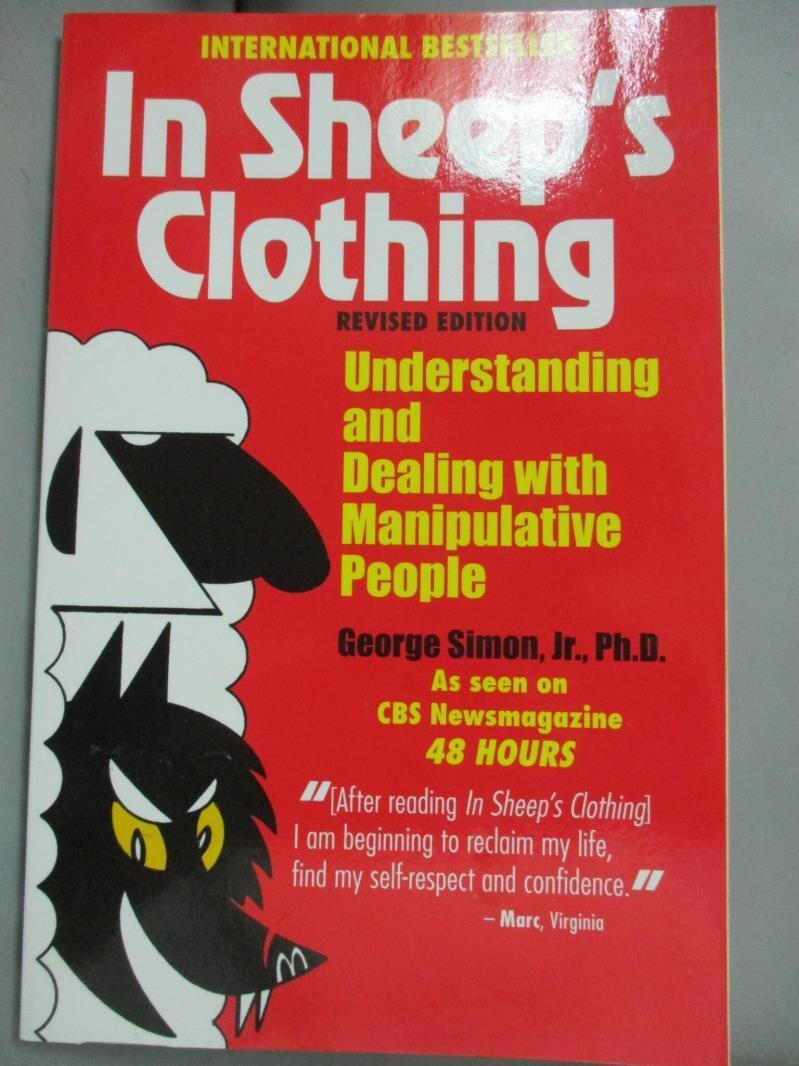 【書寶 書T2/兩性關係_LQD】In Sheep's Clothing: Understanding and Dea