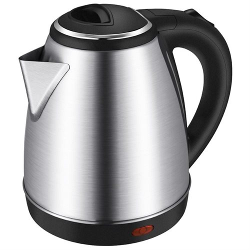 Stainless Steel Electric Water Tea Kettle with 1500mL Capacity for Boiling Water abcba8f30056f5a23c65addd2b4ffcc6