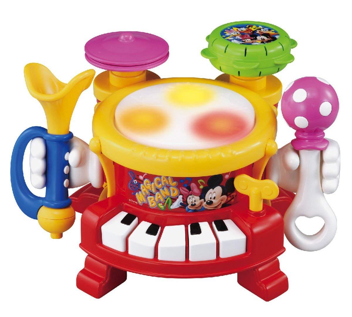 日本TAKARA TOMY / 幼兒統感音樂玩具 / MTAA-C07-S301。1色。(3980*2.4)-日本必買 日本樂天代購 1