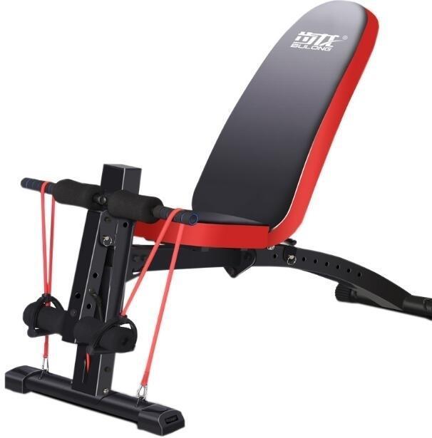 仰臥椅高端多功能啞鈴凳 家用運動器材 TW .雙11