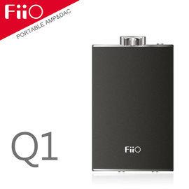 志達電子 Q1 FiiO Q1 USB DAC隨身型耳機功率放大器耳擴 可替代電腦音效卡