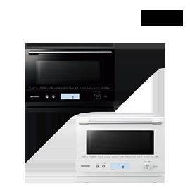 微解封瘋購物 嘉頓國際 夏普 SHARP【RE-WF181】水波爐 烤箱 18L 微波烤箱 解凍 操作簡單 液晶螢幕