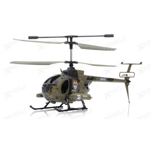 Microgear Radio Controlled 3319B 3.5 Chan Gyro Helicopter0 W. Light 1
