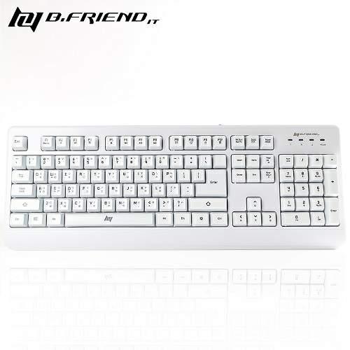 B.FRIEND 鍵盤 G-Keyboard GK1 白色
