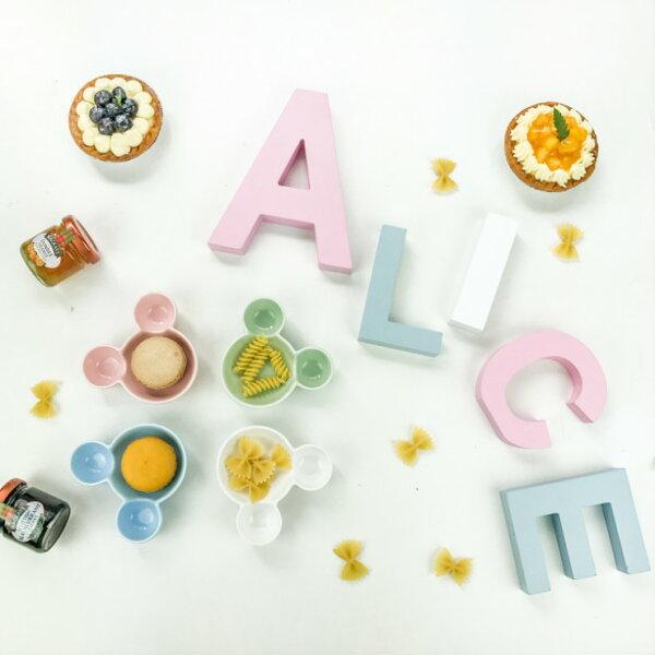 Alice餐廚好物:繽紛米奇造型醬料碟零食碟|4色|人氣推薦|現貨