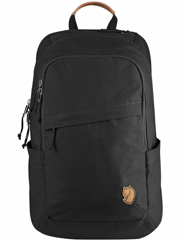 Fjallraven 瑞典北極狐 Raven 20L 15吋筆電背包/筆電包 瑞典書包/電腦包 26051 550 黑