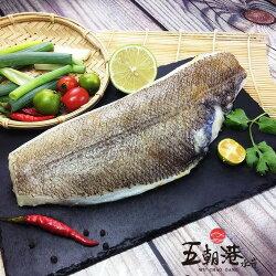 阿拉斯加劍齒鰈魚片 300~400G ★肉質細致  ★油脂含量少