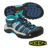 keen女鞋推薦推薦到Keen Newport H2 女 護趾水陸兩用鞋 深藍/粉藍 1014199就在桃源戶外登山露營旅遊用品店推薦keen女鞋推薦
