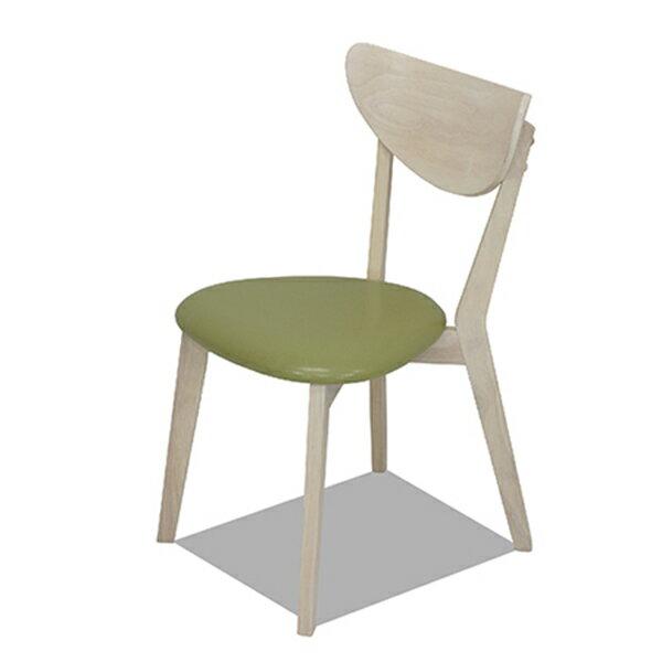米詩蘭物流中心:桃心曲木餐椅《三色可選》