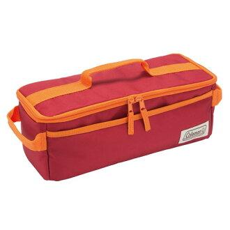 【露營趣】中和安坑 附手電筒 Coleman CM-26809 料理工具盒II 烹飪工具袋 餐具袋