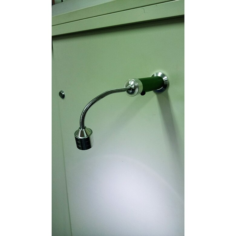 LED彎管工作照明手電筒-顏色隨機出貨(SWJ-A18) [大買家] 4