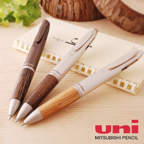 Uni三菱樽桶多機能筆三用筆多色筆(黑筆+紅筆+自動鉛筆)MSXE3-1005-07
