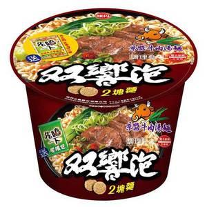 味丹 雙響泡 京醬牛肉湯麵 105g