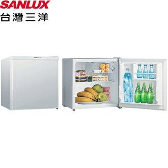 SANLUX 台灣三洋 SR-B45A5 電冰箱 480L 單門 (白色)