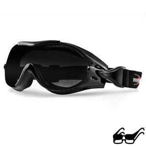 Bobster Phoenix OTG Interchange Goggle 3 Lenses - BPX001 768869a514d421cdb26435ff257e97f5