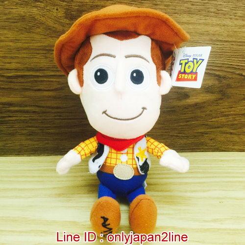 【真愛日本】17011000003全身吊娃-8吋胡迪    迪士尼 玩具總動員 TOY 娃娃 絨毛 擺飾