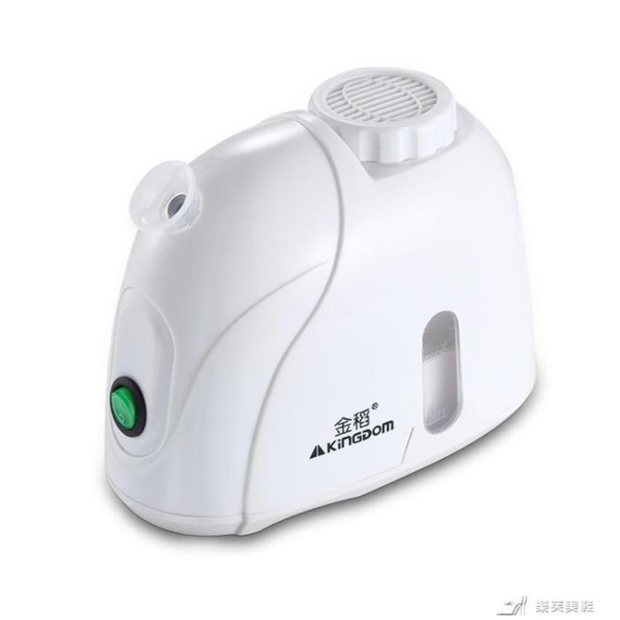 蒸臉器熱噴美容儀家用蒸面器補水保濕噴霧機香薰蒸鼻儀器