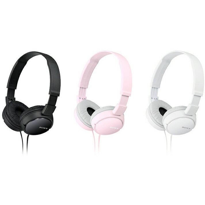 <br/><br/>  【SONY】耳罩式立體聲耳機 MDR-ZX110AP (公司貨)<br/><br/>