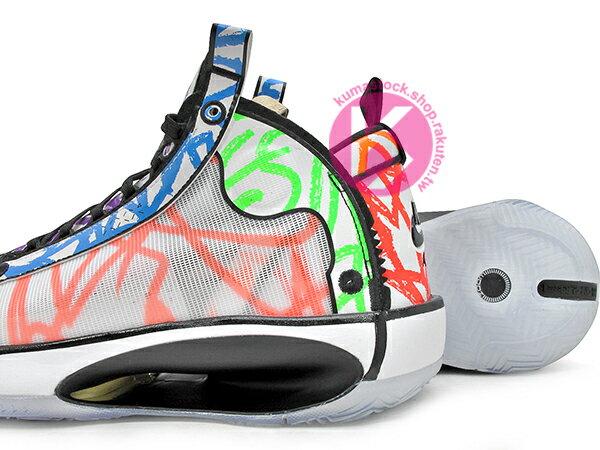 2020 史上最輕 限定販售 NIKE AIR JORDAN XXXIV 34 ZION PE WILLIAMSON COLORING BOOK 繪本 塗鴉 技安 胖虎 新一代 ECLIPSE PLATE 避震科技傳導 前、後 ZOOM 籃球鞋 AJ (DA1897-100) ! 3