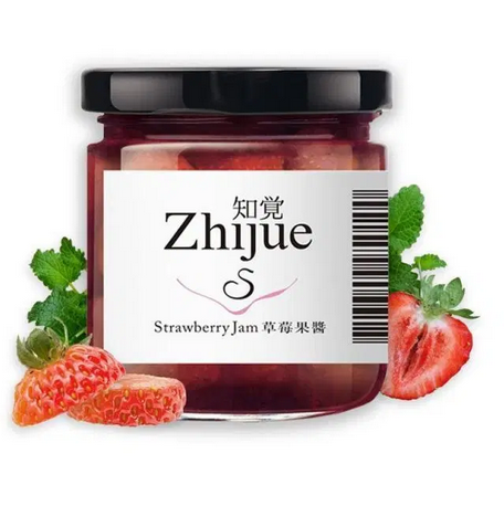 知覺草莓果醬 0